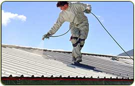 Conklin Roof Coating in Rosenberg, Texas